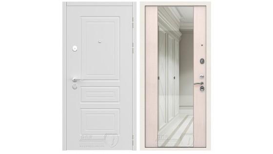 Расширение ассортимента входных дверей